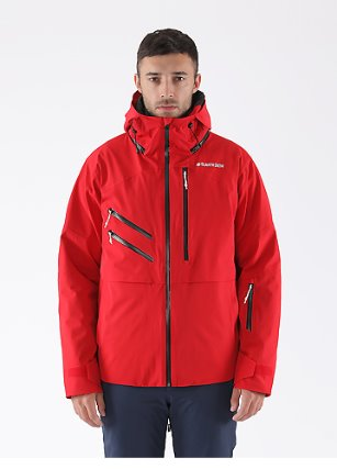 SWEEP JKT _ RED