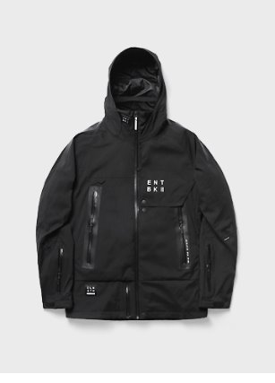 ELBK II JACKET _ BLACK