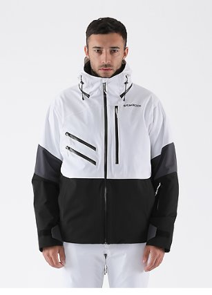 SWEEP JKT _ WHITE