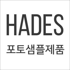 HADES_STANDARD FIT PANTS_ 포토샘플제품