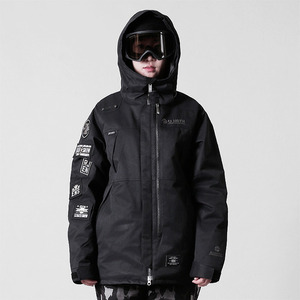 CAPELL_URBAN JACKET_BLACK