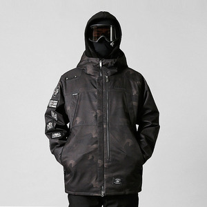 CAPELL_URBAN JACKET_BLACK CAMO