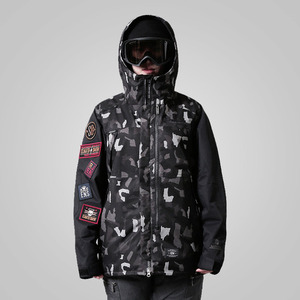 CAPELL_URBAN JACKET_ZIDA BLACK